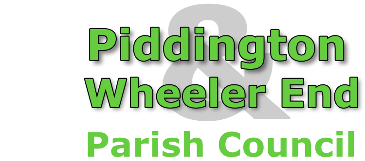 Piddington and Wheeler End Parish Council Logo